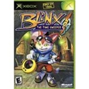 Blinx The Time Sweeper - Xbox Game