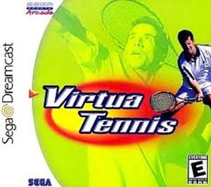 New Virtua Tennis - Dreamcast Game