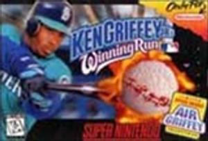 New Factory Sealed Ken Griffey Jr's Winning Run - SNES Game