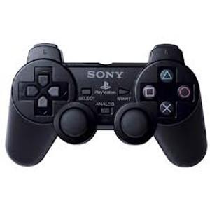 Dual Shock 2 - Original Black Controller PS2