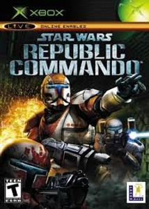 Star Wars Republic Commando - Xbox Game