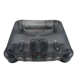 Nintendo 64 Player Pak Smoke