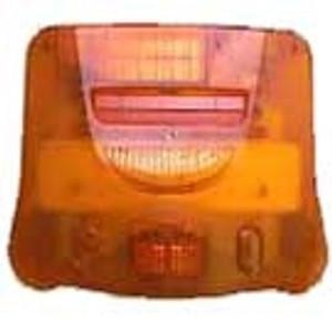 Nintendo 64 Player Pak Fire Orange