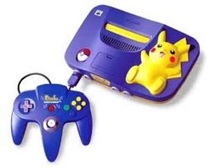 Pokemon N64 System