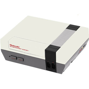 NES Console Only Acceptable