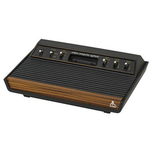 Atari 2600 Console Only