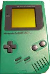 Game Boy System Green - Original Nintendo