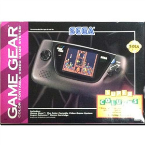 Complete Game Gear System in Box