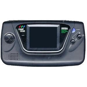 Game Gear Handheld System - Original Sega Game Gear