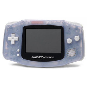 Game Boy Advance System Clear