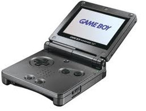 Game Boy Advance SP Grey with Charger