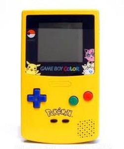 Game Boy Color System Pokemon