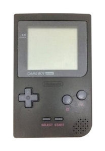 Game Boy Pocket System Black