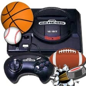 Sega Genesis 4 Sport Pak