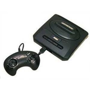 Sega Genesis II Player Pak
