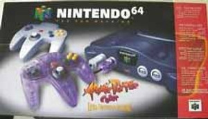 Nintendo 64 System 2 Player Complete in Box