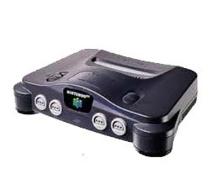 Nintendo 64 Console Only Acceptable