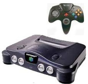 Nintendo 64 Player Pak Acceptable