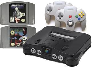 Nintendo 64 Star Fox/Wars Pak