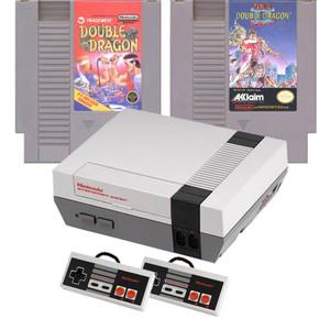 NES Double Dragon 1 & 2 Pak