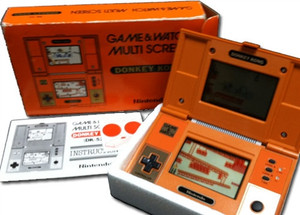 Complete Game & Watch Donkey Kong 1982