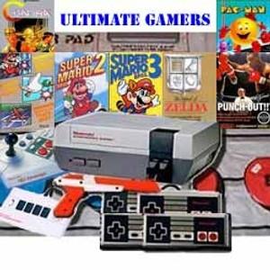 NES Ultimate Gamers Pak