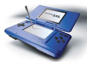 Nintendo DS Blue with Charger