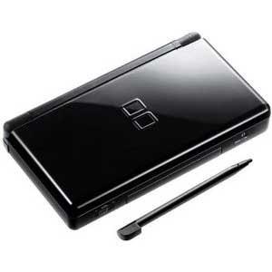 Nintendo Ds Lite Black For Sale Dkoldies