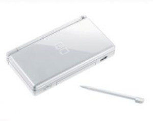 Nintendo DS Lite White with Charger