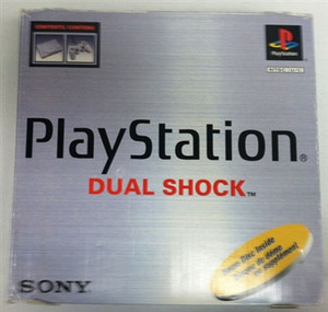 Playstation 1 System In Original Box