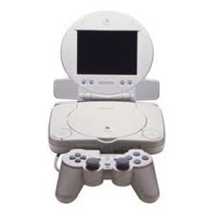 PSOne Console with LCD Screen, 1 Controller and Cords