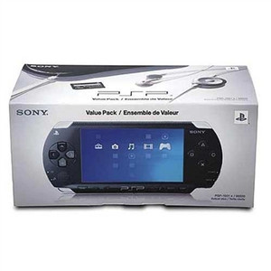 Sony PSP 1000 Handheld System Bundle In Box