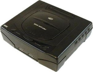 Sega Saturn Console Only