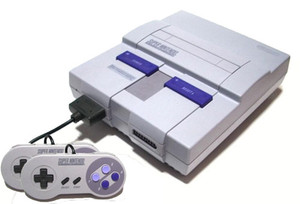 SNES 2 Player Pak