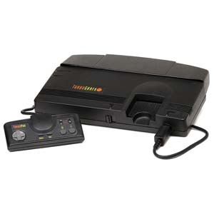 Turbo Grafx 16 Player Pak