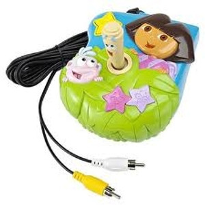 Dora Plug and Play TV Game