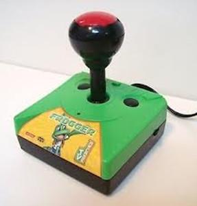 Frogger Plug and Play TV Game
