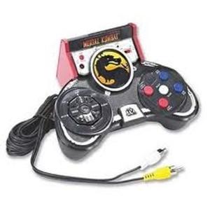 Mortal Kombat Plug and Play TV Game