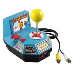 Namco Ms. Pac-Man Plug and Play TV Game