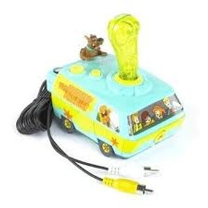 Scooby-Doo Plug and Play TV Game