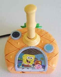 SpongeBob Pineapple Plug and Play TV Game