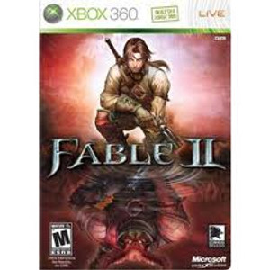 Fable II - Xbox 360 Game