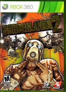 Borderlands 2 - Xbox 360 Game