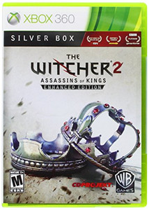Witcher 2 Enhanced Edition - Xbox 360 Game