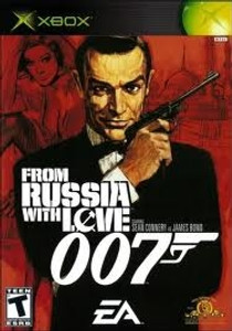 007 From Russia With Love - Xbox Game