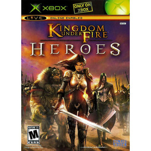 Kingdom Under Fire Heroes - Xbox Game