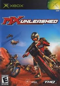 MX Unleashed - Xbox Game