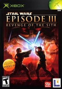 Star Wars Episode III Revenge of the Sith - Xbox Game