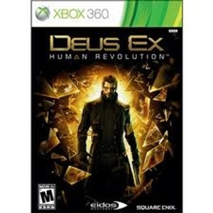 Deus Ex Human Revolution - Xbox 360 Game
