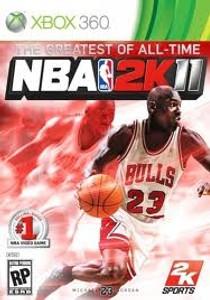 NBA 2K11 - Xbox 360 Game